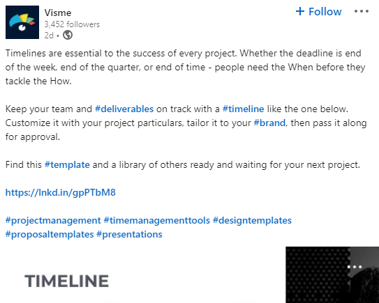 How to Find Hashtags on LinkedIn - picture 3