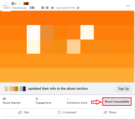 How to Boost a Post on Facebook? - picture 1
