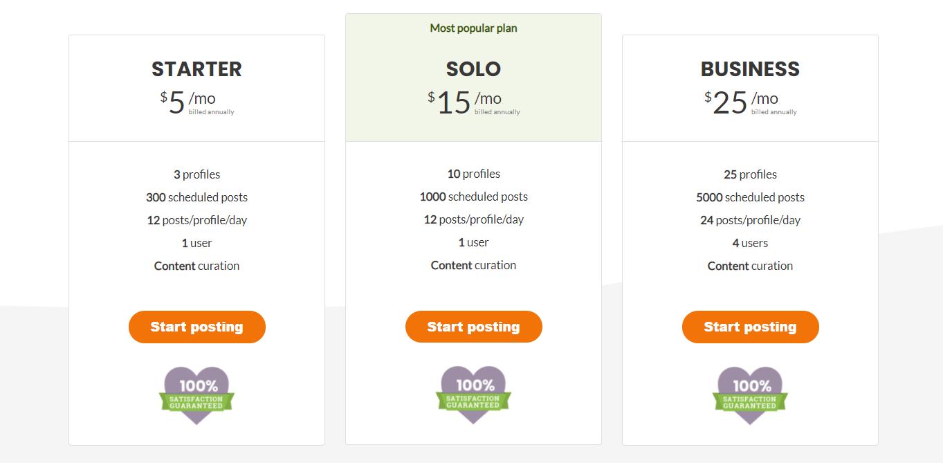 Ціни на Post Planner - зображення 1