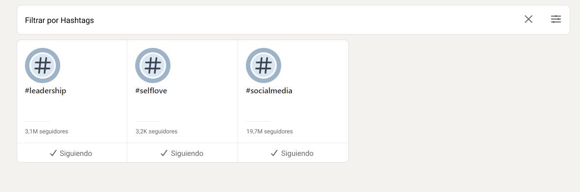 Cómo seguir hashtags en LinkedIn - Imagen 4