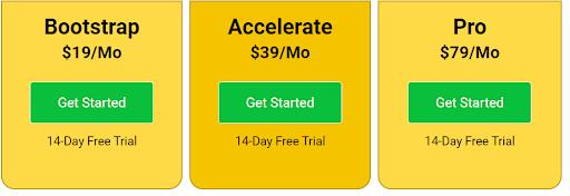 SocialBee pricing