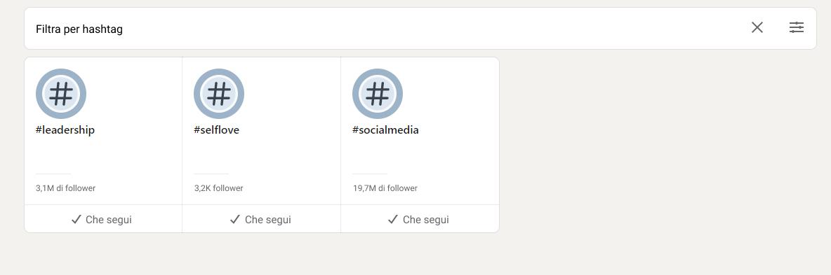 Come seguire gli hashtag su LinkedIn - immagine 4