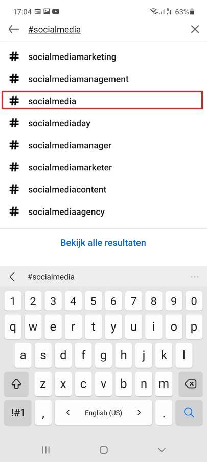 Comment suivre les hashtags sur LinkedIn - image 1