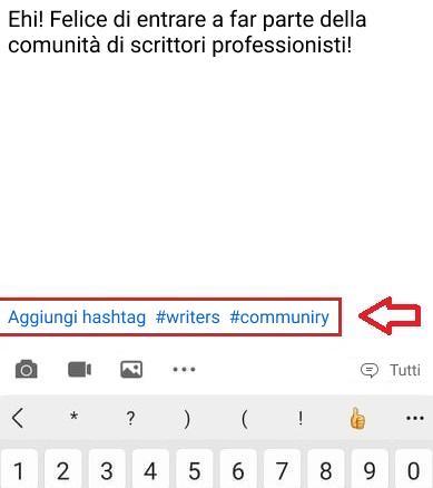 Come creare un nuovo hashtag su LinkedIn