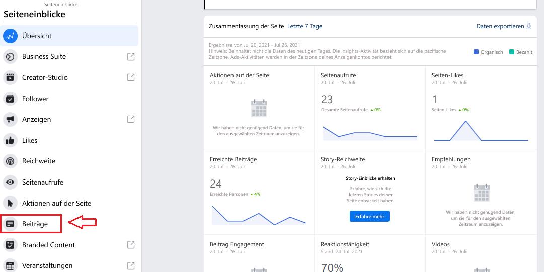 Wie steigert man einen Beitrag auf Facebook? - Bild 2