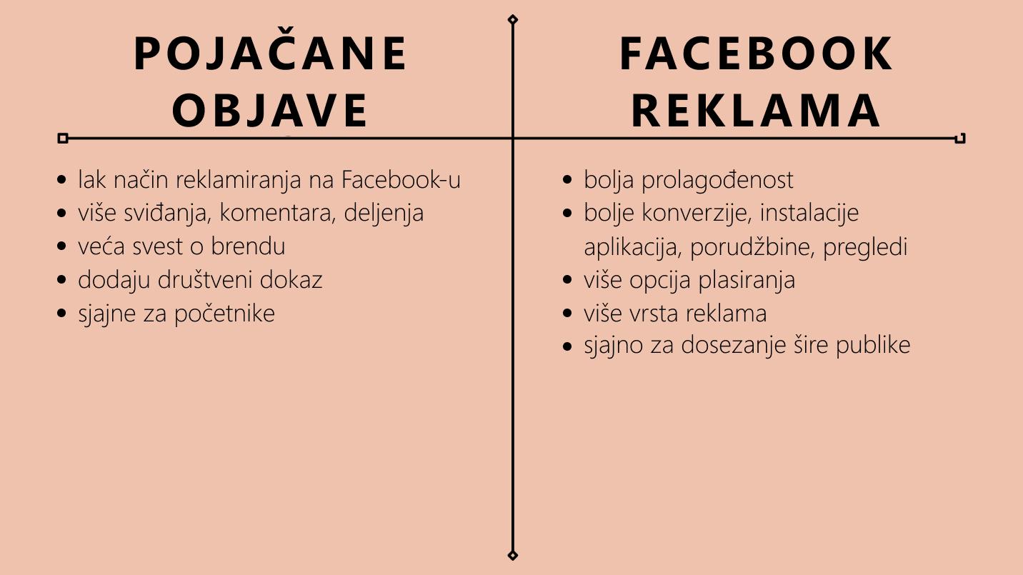 ¿Cuáles son las diferencias entre un anuncio y un Boosted Post? - imagen 2