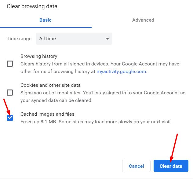 Google Chrome - picture 5