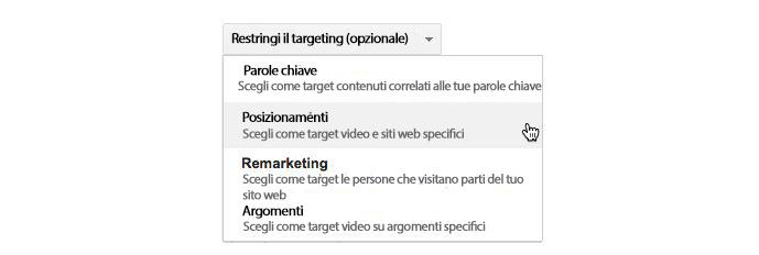 Come gestire annunci YouTube mirati con un budget limitato - immagine 7