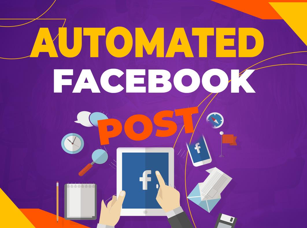 So erhalten Sie automatisierte Facebook-Beiträge im Jahr 2021