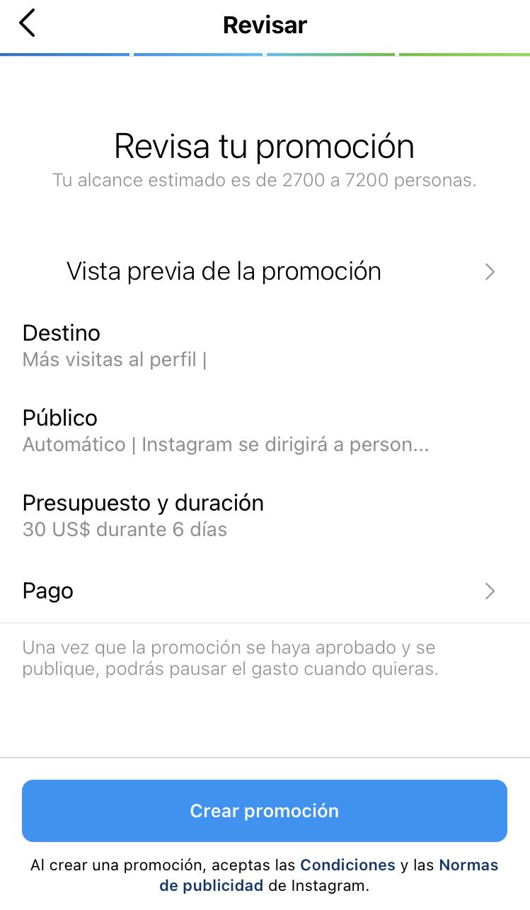 Cómo realizar anuncios dirigidos en Instagram con un presupuesto limitado - imagen 3