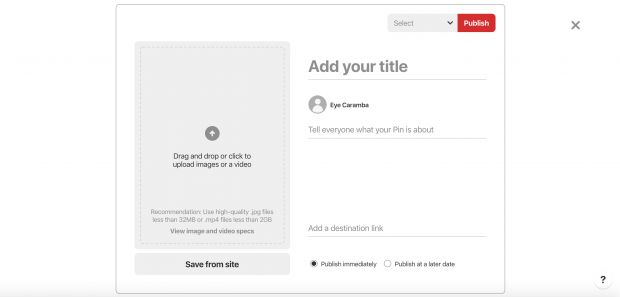 How do I create a business page on Pinterest? - picture 8