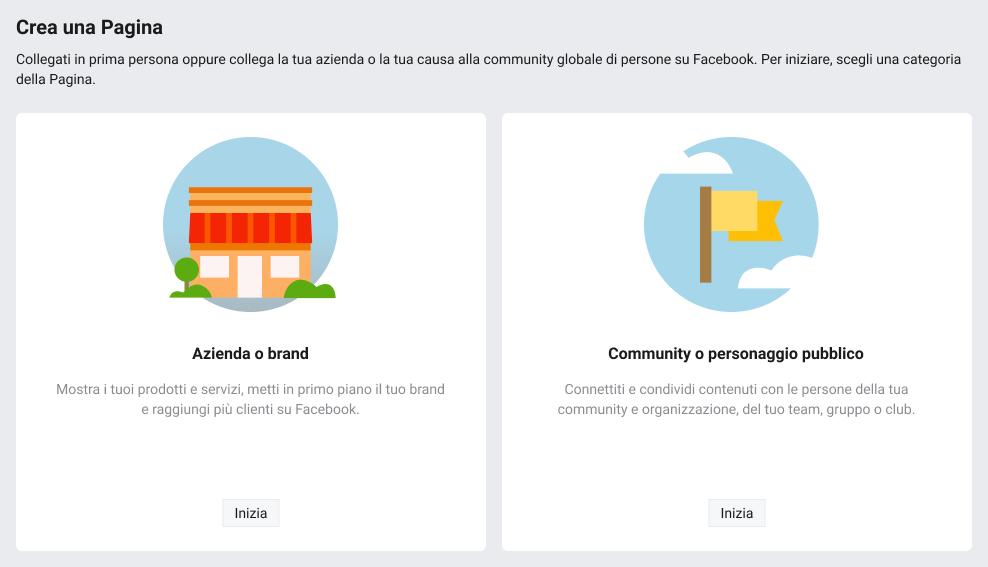 Come creare una pagina Facebook for Business - immagine 2