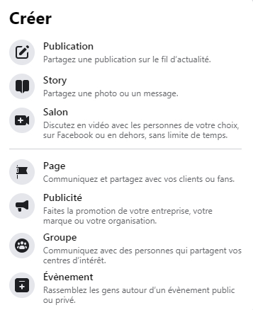 Comment créer une page Facebook pour les entreprises - image 1