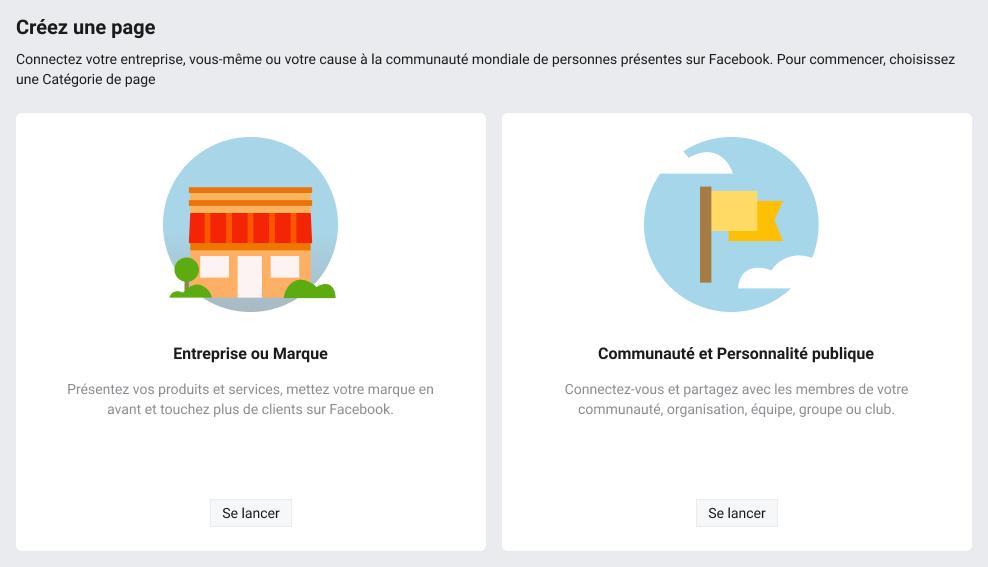 Comment créer une page Facebook pour les entreprises - image 2