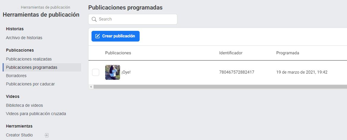 Cómo reprogramar, editar o eliminar publicaciones en Facebook - imagen 1