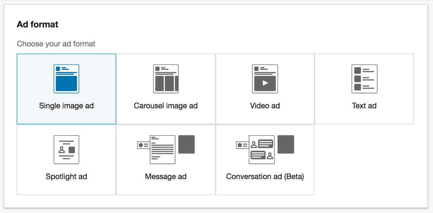 How to run targeted Linkedin ads on a budget - picture 2