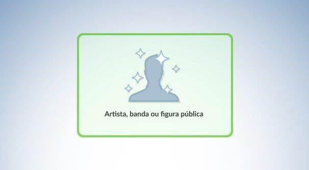 Artista, banda ou figura pública
