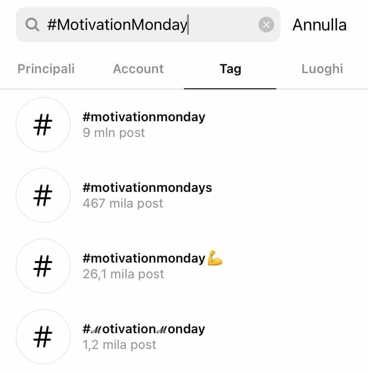 Come usare gli hashtag su Instagram - immagine 2