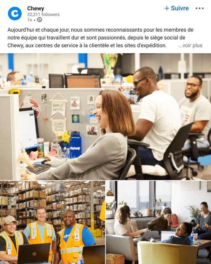 Les réseaux sociaux affichent des idées pour les entreprises - image 3
