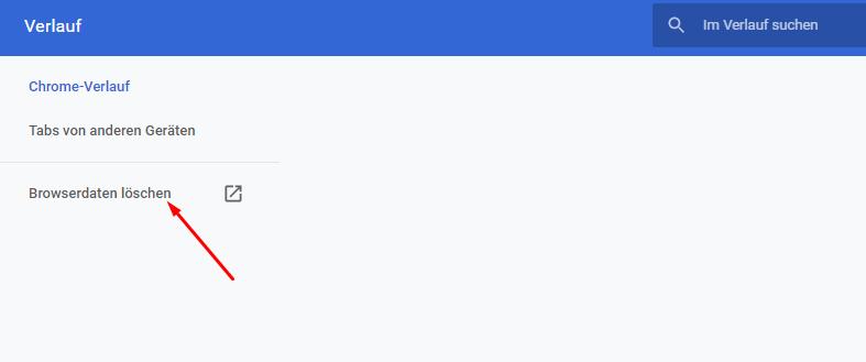 Google Chrome - Bild 3