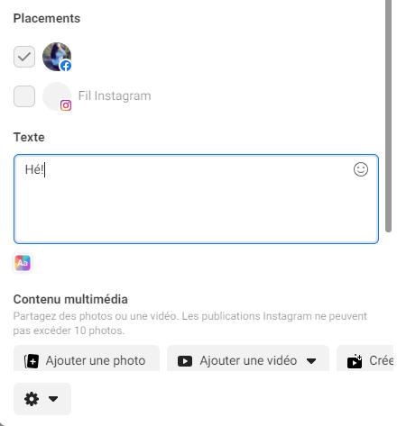 Comment programmer les publications sur Facebook - image 4