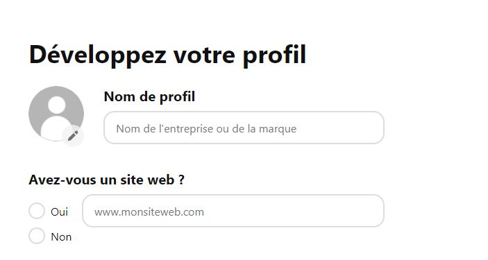 Comment créer une page professionnelle sur Pinterest? - image 3