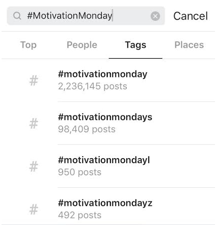 How to use hashtags on Instagram - picture 2