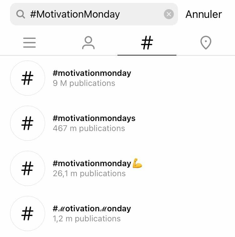 Comment utiliser les hashtags sur Instagram - image 2