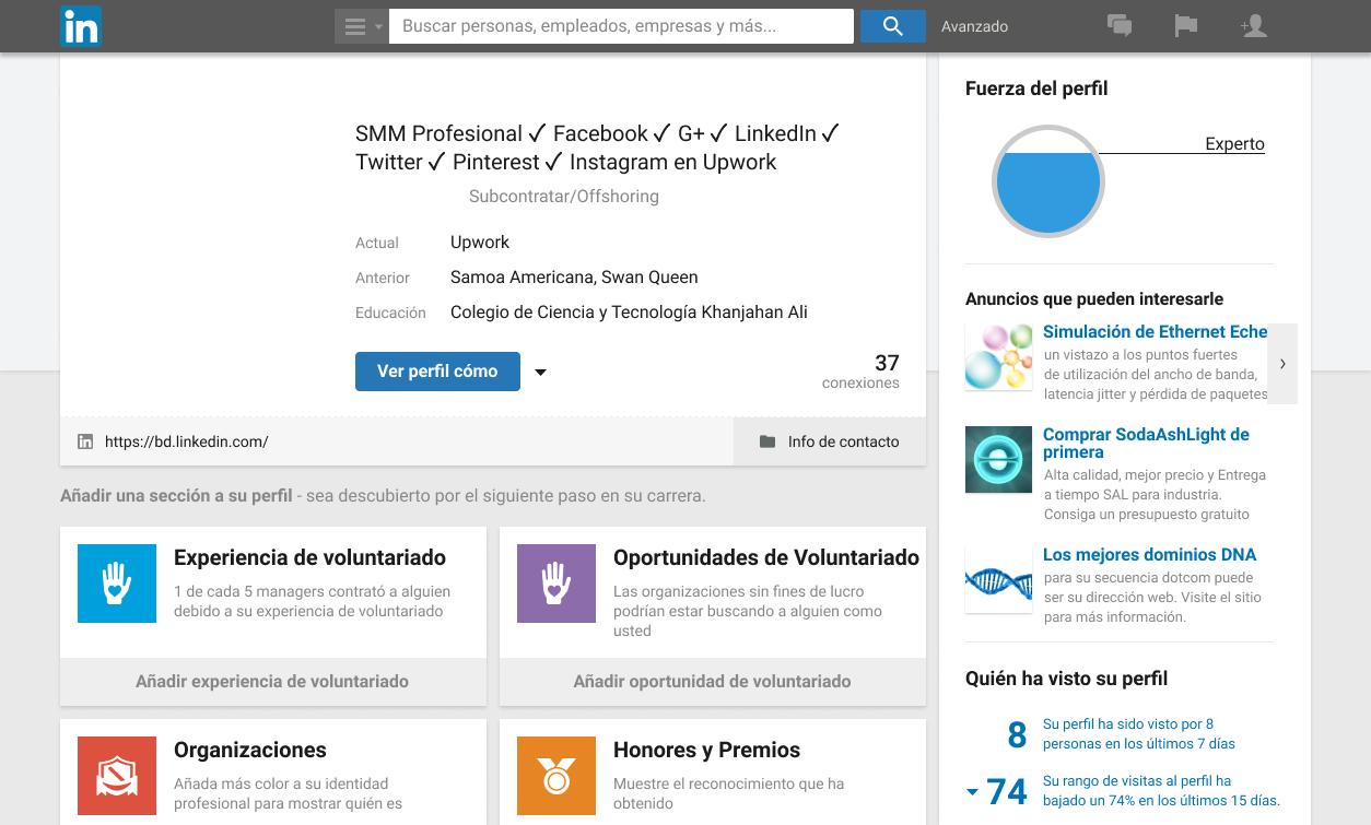 Haga su marketing de LinkedIn más efectivo
