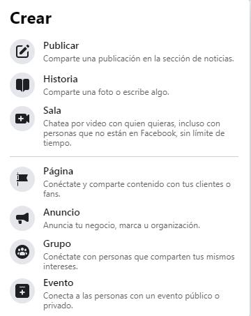 Cómo crear una página de Facebook para empresas - imagen 1