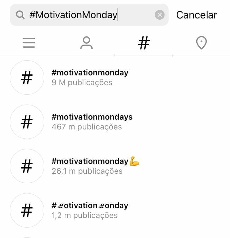 Como usar hashtags no Instagram - imagem 2