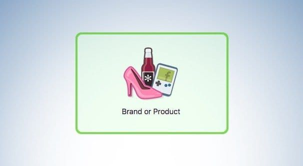 Brand or Product