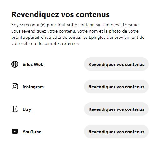Comment créer une page professionnelle sur Pinterest? - image 4