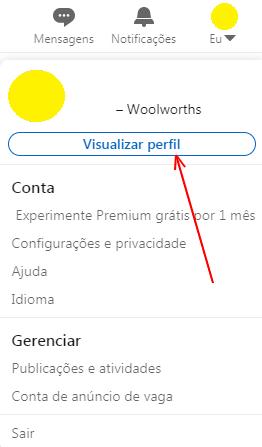 Como adicionar promoção no LinkedIn - imagem 2