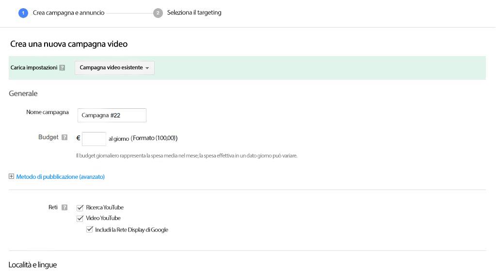 Come gestire annunci YouTube mirati con un budget limitato - immagine 3