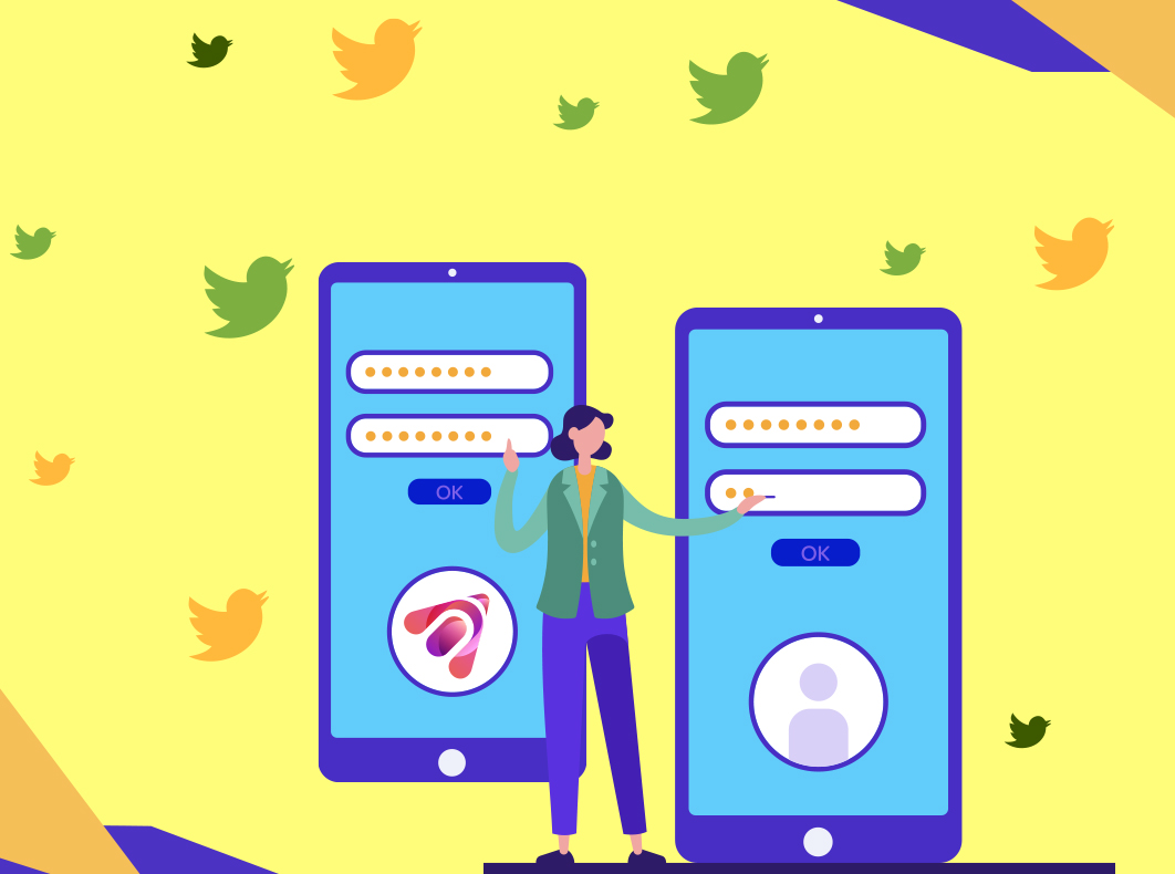 How to create multiple Twitter accounts?