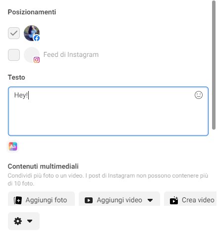 Come programmare i post di Facebook - immagine 4