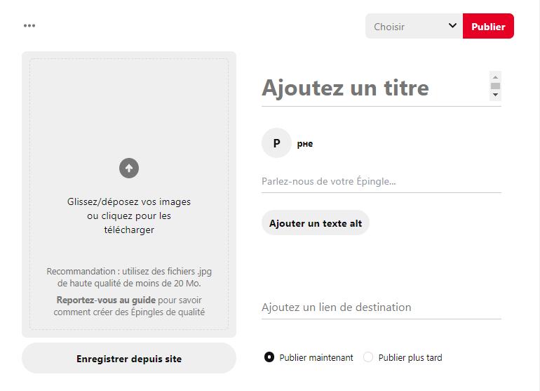 Comment créer une page professionnelle sur Pinterest? - image 8