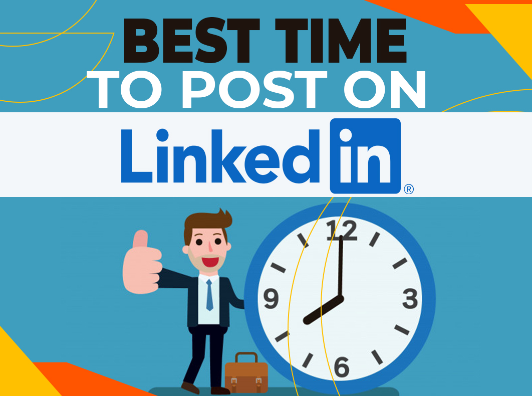 The best time to publish on LinkedIn in 2021