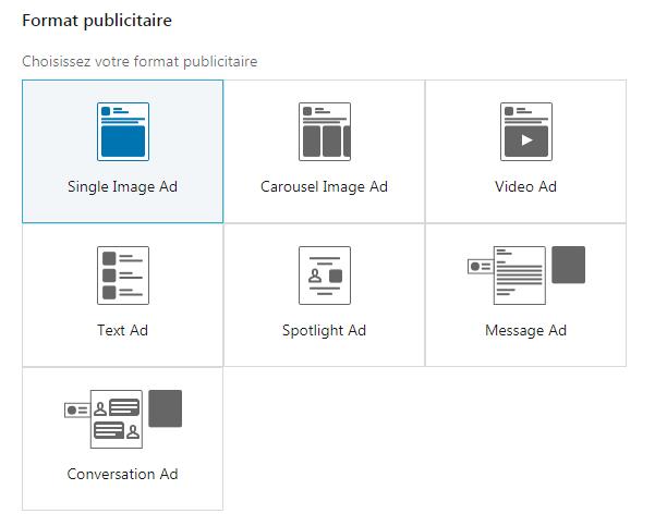 Comment diffuser des publicités ciblées sur Linkedin avec un budget - image 2