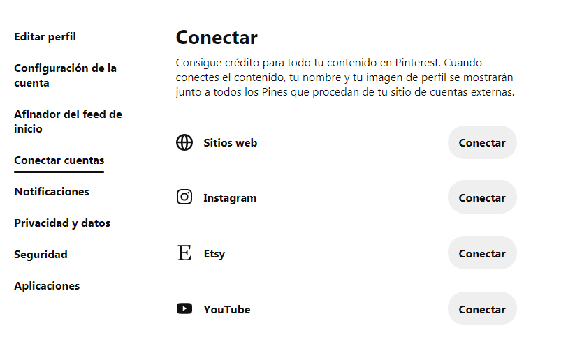 ¿Cómo crear una página de empresa en Pinterest? - imagen 6