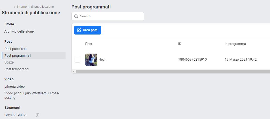 Come riprogrammare, modificare o eliminare i post su Facebook - immagine 2