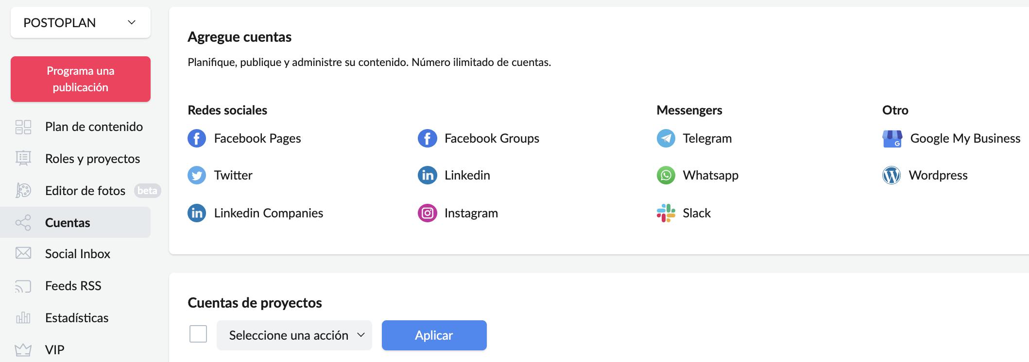 Cómo programar publicaciones en Facebook con Postoplan - imagen 7