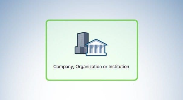 Company, Organization or Institution