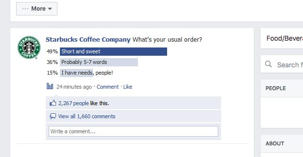 Social media post ideas for business - picture 1