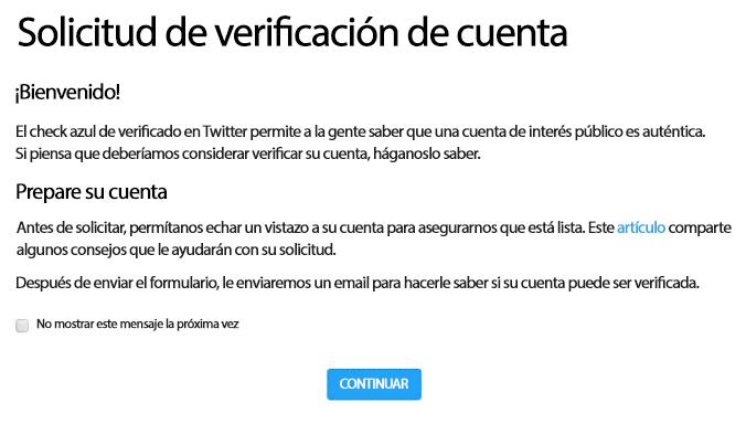 ¿Qué significa la verificación de Twitter?