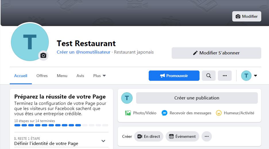Comment créer une page Facebook pour les entreprises - image 4