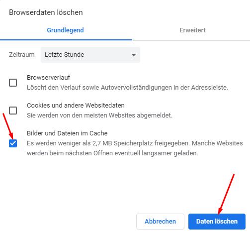 Google Chrome - Bild 4
