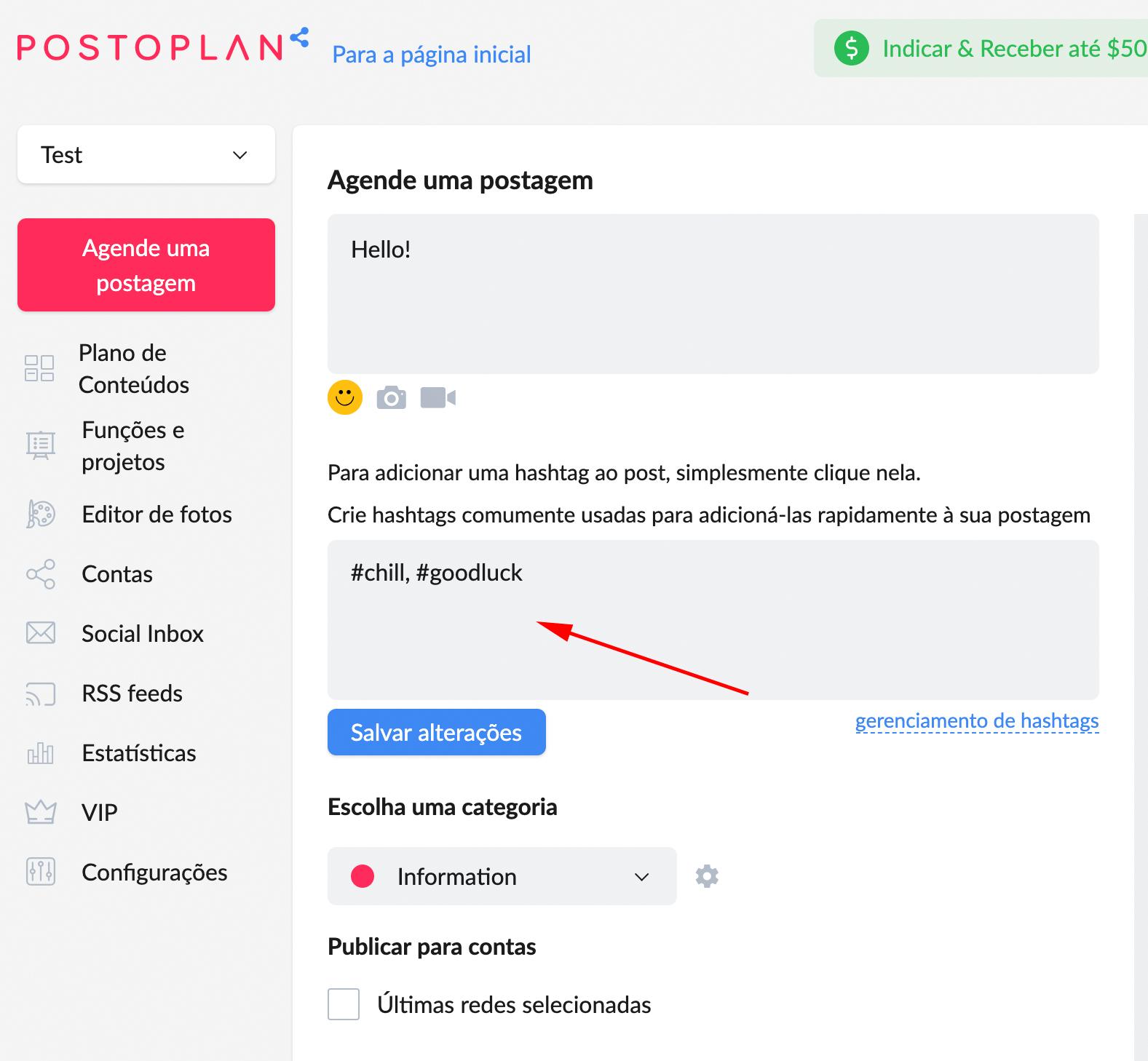 Como automatizar a postagem da rede - imagem 4