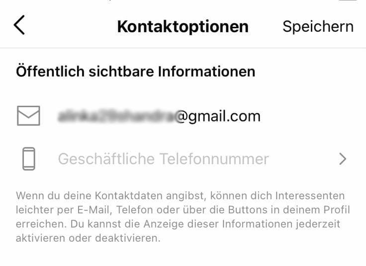 So wechseln Sie zu einem Instagram-Geschäftskonto - Bild 3